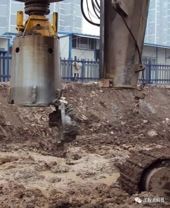 旋挖桩施工流程及验收标准_2