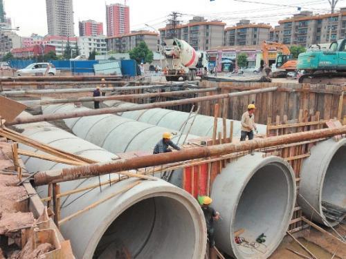 [湖北]武汉江岸区城市排水改造施工组织设计(超详细)