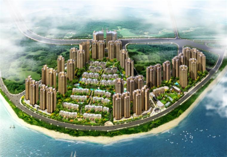 [湖南]张家界龙庭国际项目规划建筑设计方案文本