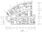 [山东]鹏宇实业办公空间施工图