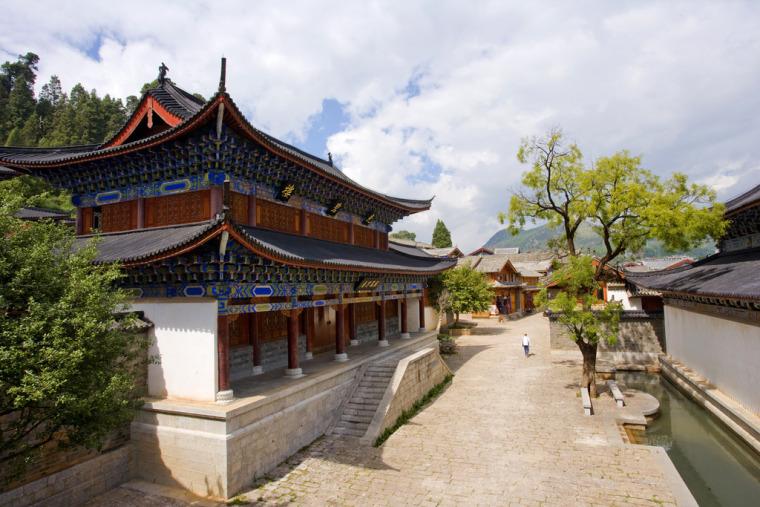 30套中国古建筑木结构资料合集,等你查收!