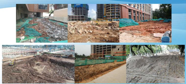 """广州市建设工程扬尘防治""""6个100%""""管理工作要求"""