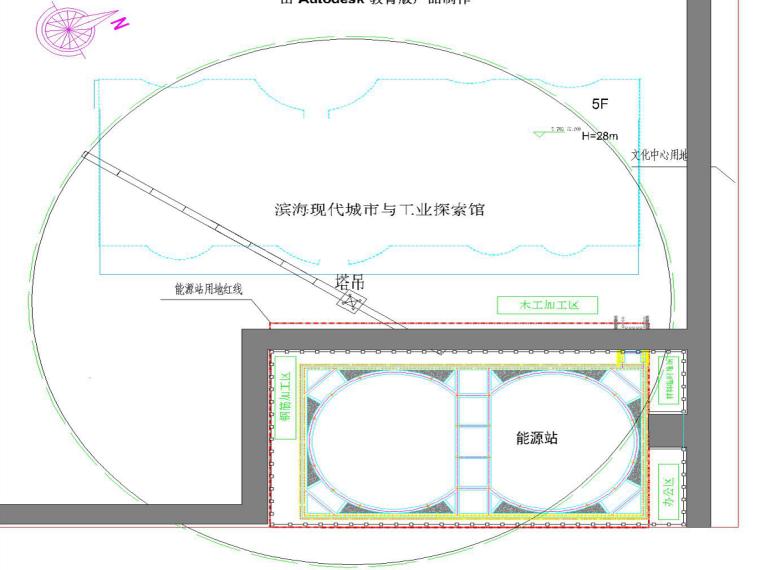 [天津]钢筋混凝土框架结构能源站施工组织设计