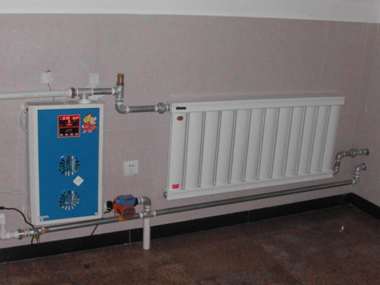 室内采暖工程施工图预算编制实例(15页)