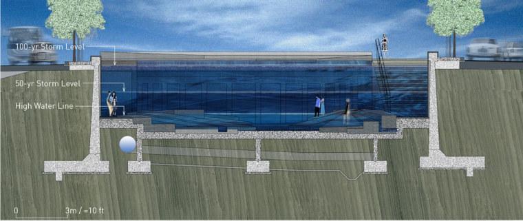 韩国ChonGae运河修复工程_9