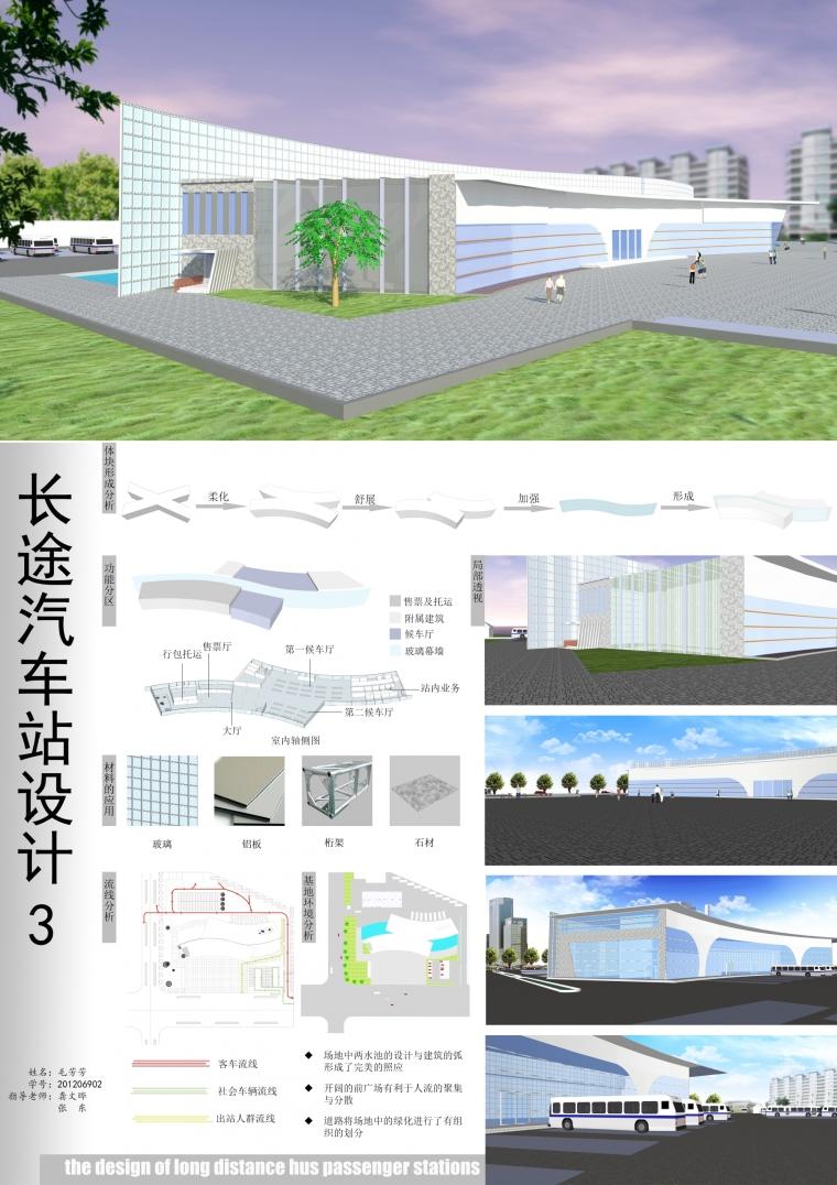 长途汽车客运站设计_4