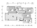 【四川】素色分色空间样板房设计施工图(附效果图)