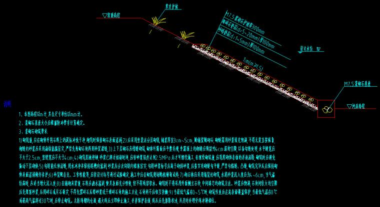 三十种生态护坡设计图纸_1
