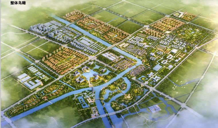 [江苏]某经济技术开发区扬子津古镇片区概念规划及重点地块城市设计PDF(78页)_2
