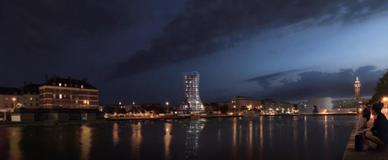 法国扭曲住宅塔楼-5