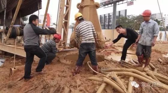 桥梁下部基础的施工质量通病_7