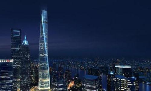 """探秘中国第一高楼--上海中心的""""4S店""""如何日常运维"""