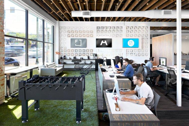 美国HDG建筑设计公司办公空间-2