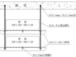 莫创鲁班奖安装工程桥架支吊架制作安装图例