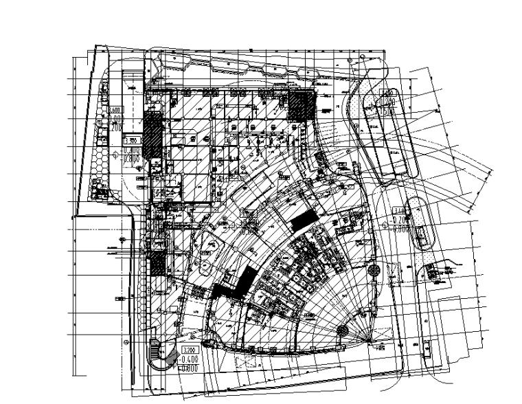 二十九层商业综合体全套暖通施工图(甲级设计院)