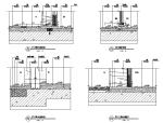 【广东】现代简洁风精装样板房设计(附效果图+物料表)