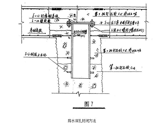 广场人防工程施工组织设计_3
