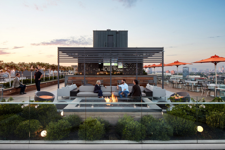 美国600WestChicago屋顶花园