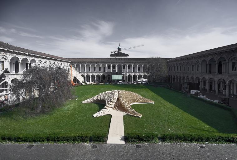 2018米兰设计周装置展