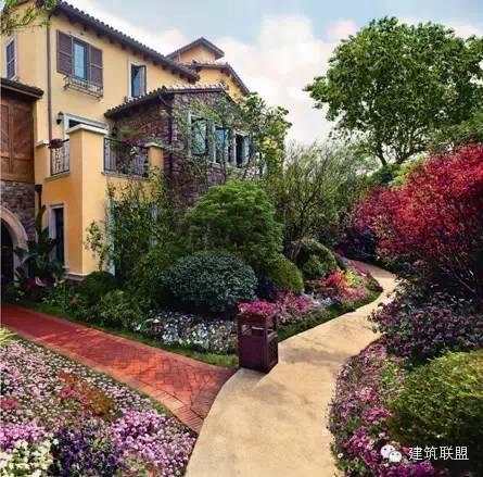 房地产景观绿化的14个关键点_3