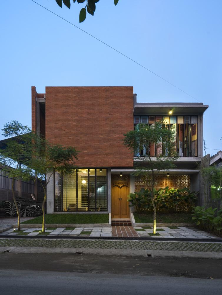 印尼GrahaLakon办公建筑-3