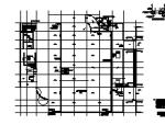 某商厦总平面及各层平面图