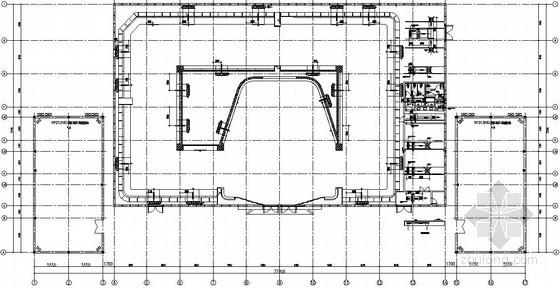 [北京]展览厅空调工程设计竣工图纸