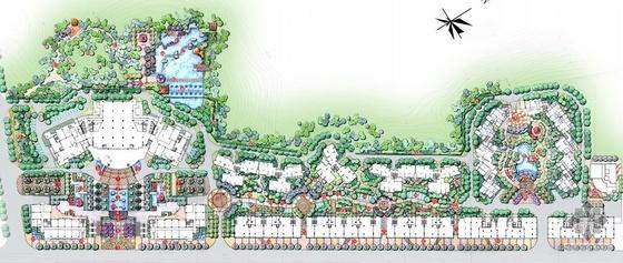 广东居住区景观设计方案