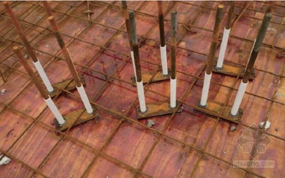 [吉林]购物广场工程型钢悬挑式脚手架施工方案