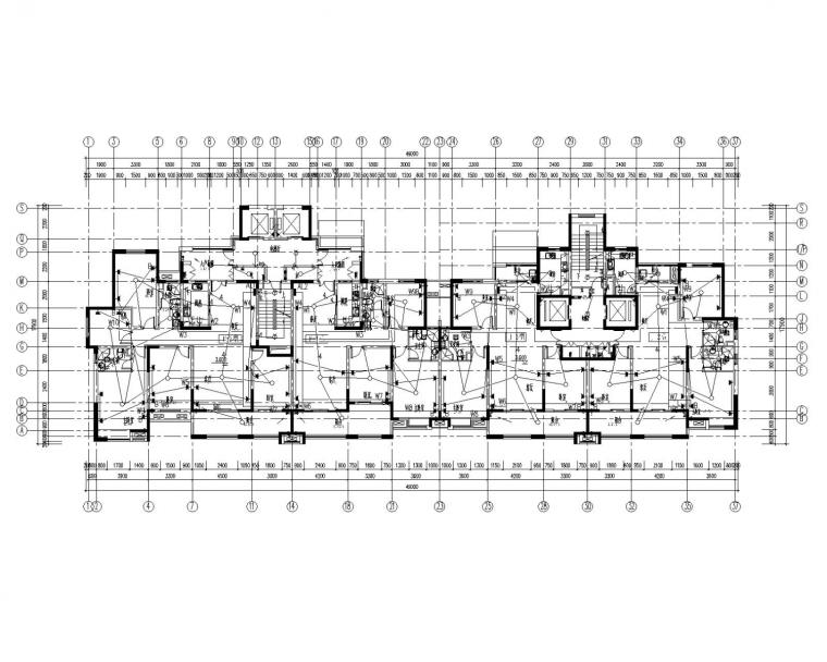 [河南]住宅电气施工图