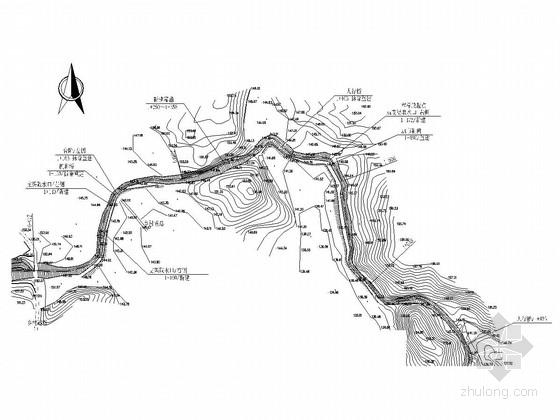 [江西]灌区节水改造工程施工图