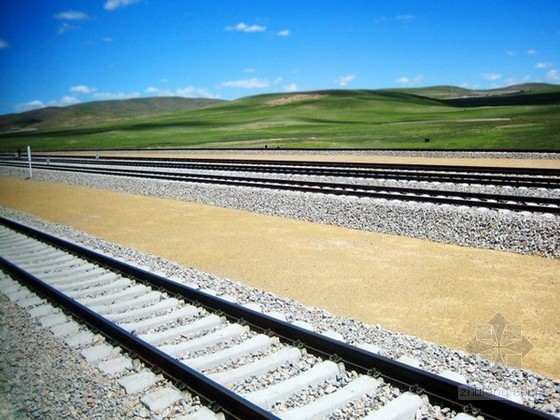 新建铁路工程监理规划100页(附流程图 工程难点突出)