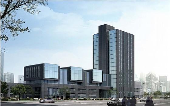 [广东]商务大厦建筑工程设计招标文件(32页)