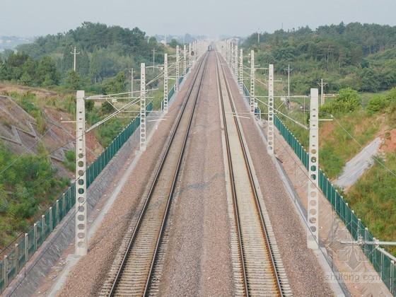 [辽宁]铁路扩能改造工程投标施工组织设计342页(含路桥隧 图表丰富)