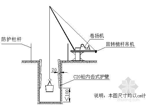 [四川]某高速公路大桥人工挖孔桩基础施工方案