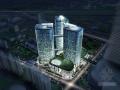 [上海]31层玻璃幕墙星级酒店建筑设计方案(含cad)