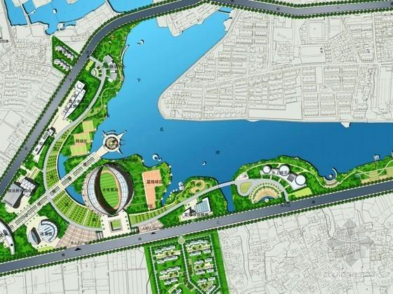 [常州]风景旅游区概念性规划