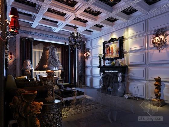 欧式豪华居室
