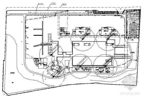 中山某大型综合建筑工程临建施工方案