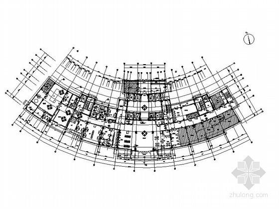 大型医院室内装修施工图