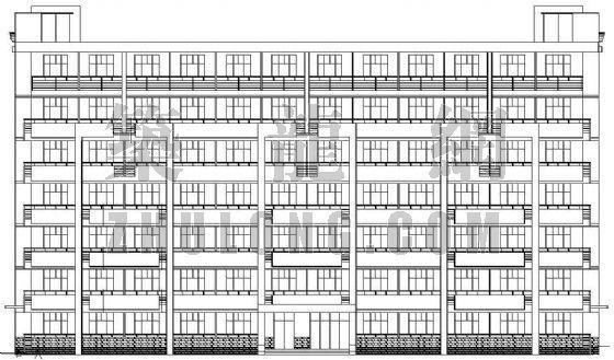 某城市职业技术学院学生公寓建筑施工方案