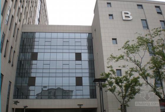 [上海]公共办公楼施工质量创优汇报(鲁班奖)