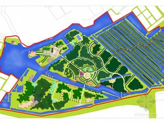 [扬州]生态度假区规划设计方案