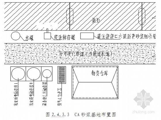 [广东]铁路工程框架型板式无砟轨道施工方案