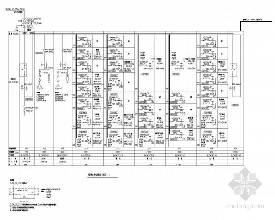 办公楼电气系统图