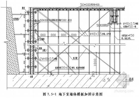 [陕西]高层住宅施工组织设计(桩筏形基础 小型空心砌块)