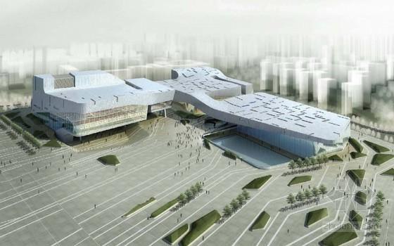 [北京]知名设计院优秀作品集锦(含134张)