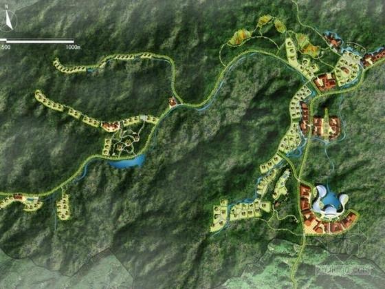 [北京]国际山地度假小镇综合旅游开发概念性策划方案