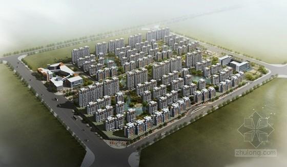 [云南]现代风格大型住宅区规划及单体设计方案文本(含CAD、PPT、多媒体)
