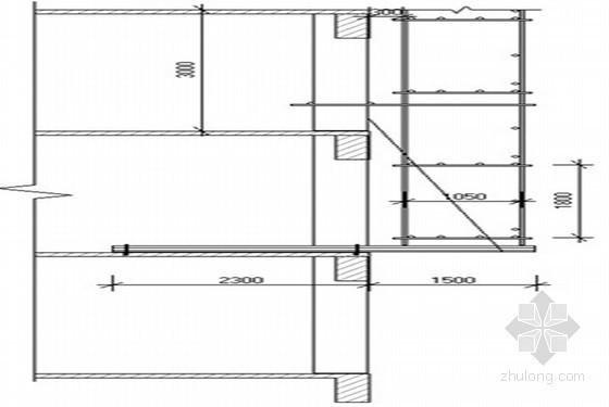 [广东]型钢悬挑扣件式钢管脚手架专项施工方案